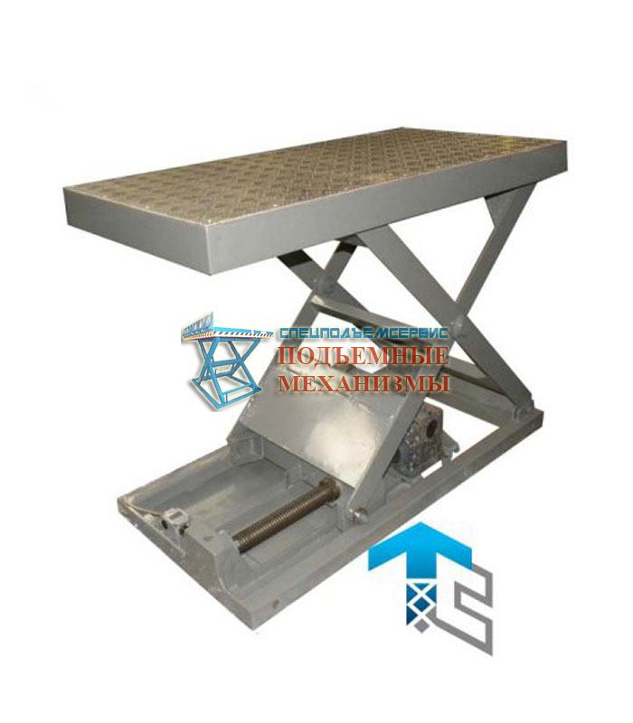 Электрический подъемный стол