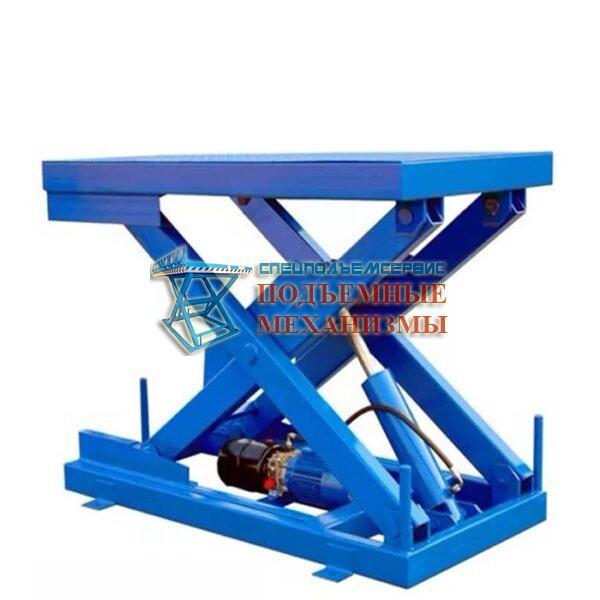 Подъемный стол СПГ