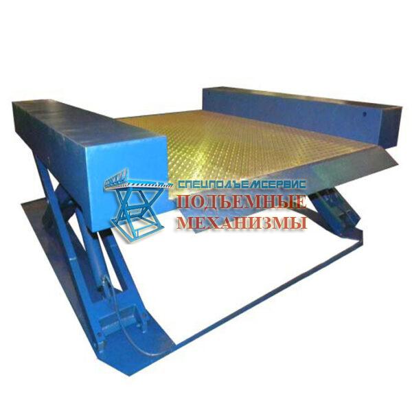 Низкопрофильный подъемный стол