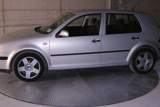 Автомобильная поворотная платформа г/п 3000 - 30 000 кг, диаметр по вашему ТЗ от 2.0 до 20 метров.