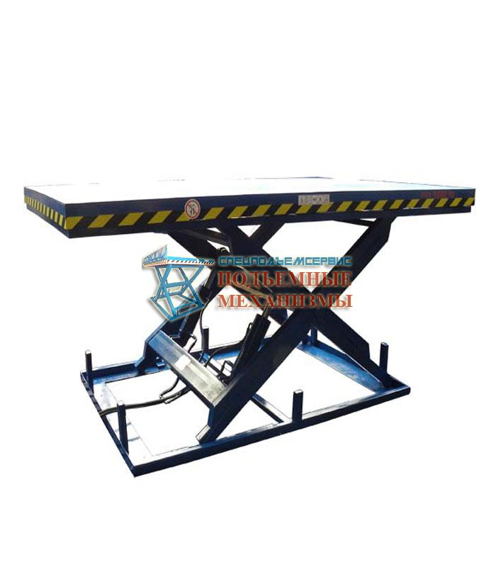Стационарный Подъемный стол г/п 3000 кг