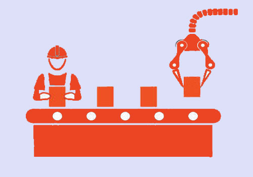 Подъемные столы для технологических линий